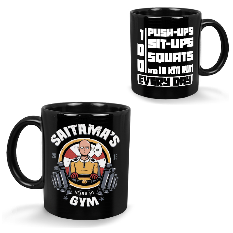 CANECA ONE PUNCH MAN