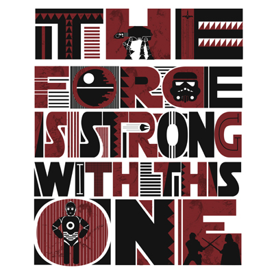 The Force Stronge